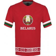Sublimované tričko Bielorusko vz. 1