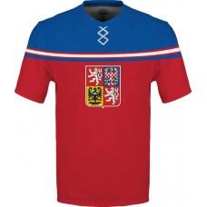 Sublimované tričko Czech vz. 3