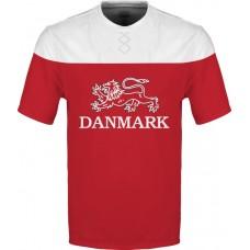 Sublimované tričko Dánsko vz. 1