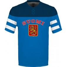 Sublimované tričko Finsko vz. 2