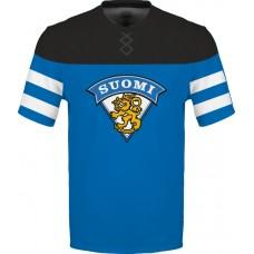 Sublimované tričko Finsko vz. 3