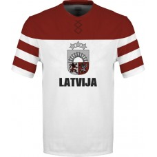 Sublimované tričko  Lotyšsko vz. 2