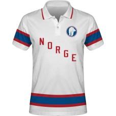 Sublimovaná polokošeľa Nórsko vz. 1