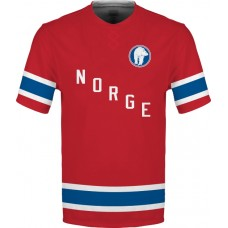 Sublimované tričko Nórsko vz. 2