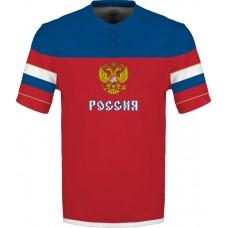 Sublimované tričko Rusko vz.1