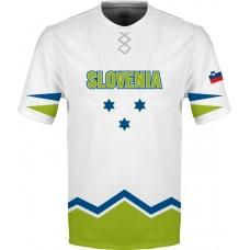 Sublimované tričko Slovinsko vz. 1