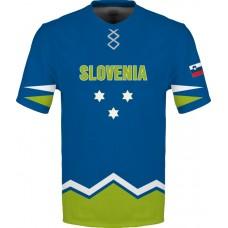 Sublimované tričko Slovinsko vz. 2