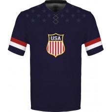 Sublimované tričko USA vz. 1