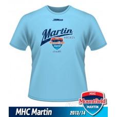 Detské tričko MHC Martin 2013/14 - retro - belasá