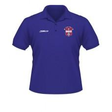 Polokošeľa FC ViOn Zlaté Moravce - modrá–tmavomodrá