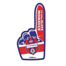 Fan ruka FC ViOn Zlaté Moravce
