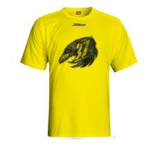 Tričko SHK 37 Piešťany vz. 4 - žltá