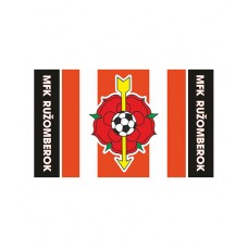 Zástava MFK Ružomberok - biela