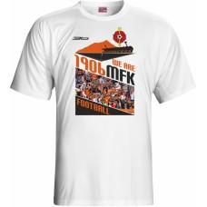 Tričko MFK Ružomberok 1 - biela