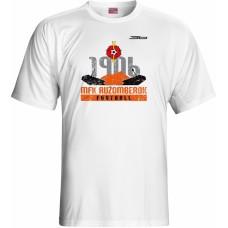 Tričko MFK Ružomberok 2 - biela