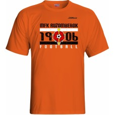 Tričko MFK Ružomberok 3 - oranžová