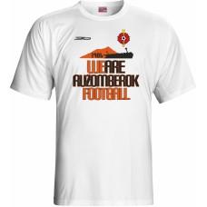 Tričko MFK Ružomberok 4 - biela