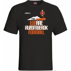 Tričko MFK Ružomberok 4 - čierna