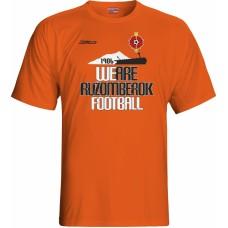 Tričko MFK Ružomberok 4 - oranžová