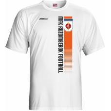 Tričko MFK Ružomberok 6 - biela