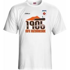 Tričko MFK Ružomberok 7 - biela