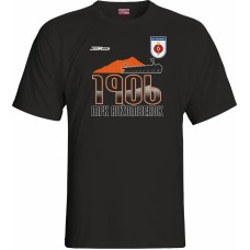 Tričko MFK Ružomberok 7 - čierna