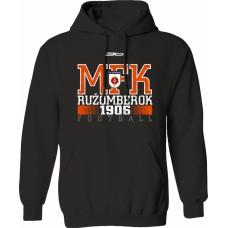 Mikina s kapucňou MFK Ružomberok 5 - čierna