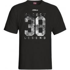 Tričko Pavol Demitra verzia 14 - čierna