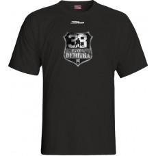 Tričko Pavol Demitra verzia 18 - čierna