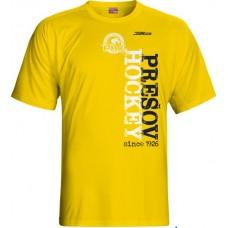 Tričko PHK 3b Prešov New 2 - svetlo žltá