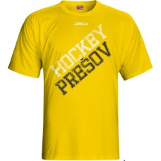 Tričko PHK 3b Prešov New 4 - svetlo žltá
