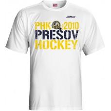 Tričko PHK 3b Prešov New 7 - biela