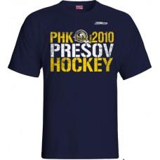 Tričko PHK 3b Prešov New 7 - modrá–tmavomodrá