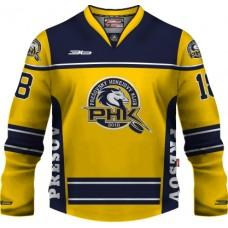 Hokejový dres PHK Prešov 2014/15 AUTHENTIC, svetlá verzia