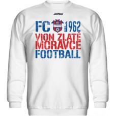 Bavlnená mikina bez kapucne FC ViOn Zlaté Moravce vz. 7