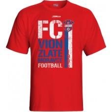 Tričko FC ViOn Zlaté Moravce vz. 8 - červená