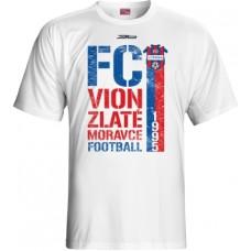 Tričko FC ViOn Zlaté Moravce vz. 8 - biela