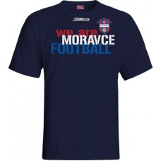 Tričko FC ViOn Zlaté Moravce vz. 10 - modrá–tmavomodrá