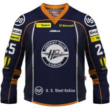 Hokejový dres HC Košice 2014/15 Replica Simple tmavá verzia