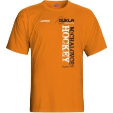 Tričko HK Dukla Michalovce New- vz. 2 - oranžová