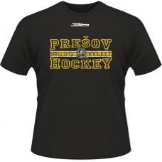 Tričko PHK 3b Prešov - hockey - čierna