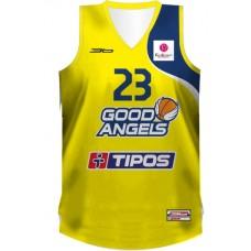 Basketbalový dres Good Angels - svetlá verzia