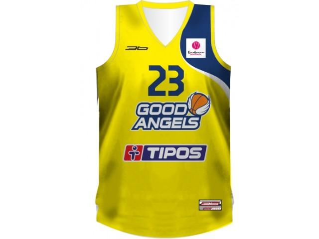 Basketbalový dres Good Angels - sv. vz. - SOFI 22