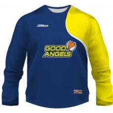 Krycí Basketbalový dres Good Angels -  dlhý rukáv