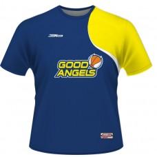 Krycí Basketbalový dres Good Angels - krátky rukáv