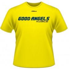 Tričko Good Angels vz. 1 - svetlo žltá