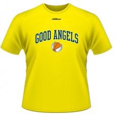 Tričko Good Angels vz. 4 - svetlo žltá