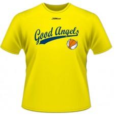 Tričko Good Angels vz. 5 - svetlo žltá