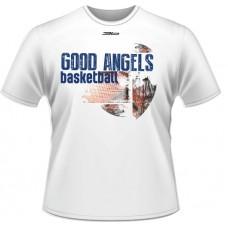 Tričko Good Angels vz. 7 - biela