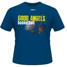 Tričko Good Angels vz. 7 - royal modrá